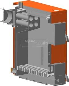 Твердотопливный котел Термобар КСТВ-25. Фото 2