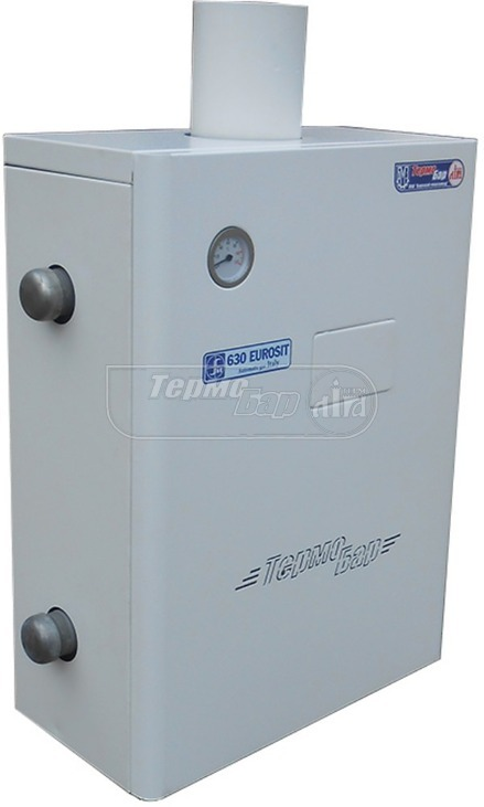 Газовий котел Термобар КСГ-12,5 ДS. Фото 2