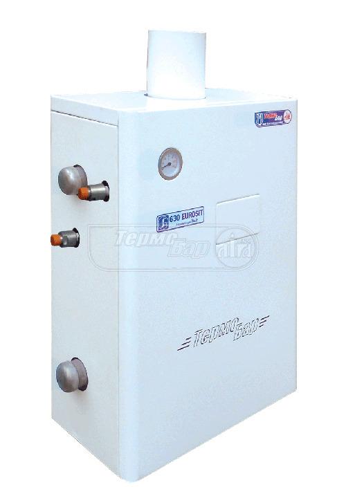 Газовий котел Термобар КСГВ-12,5 ДS. Фото 2