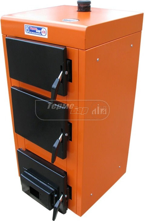 Твердопаливний котел Термобар КСТ-18-1