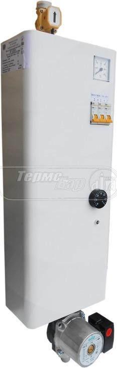 Электрический котел Термобар Ж7-КЕП-9 с насосом