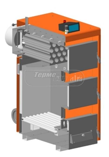 Твердопаливний котел Термобар КСТ-50. Фото 3