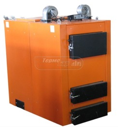 Твердопаливний котел Термобар КСТ-100
