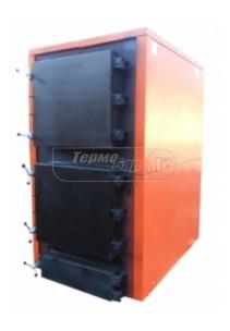 Твердотопливный котел Термобар КСТ-200. Фото 2
